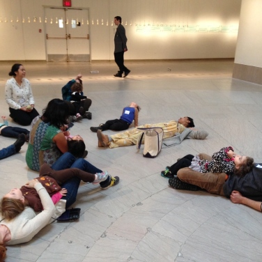 Exploring art at the Brooklyn Museum