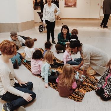 Toddler Program Brooklyn Museum