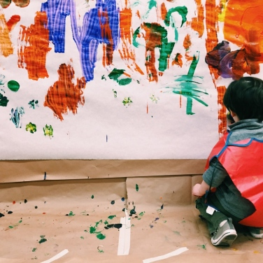 Studio Art Making Brooklyn Museum