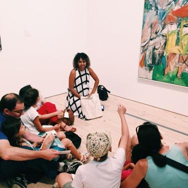 Whitney Wee's Tour