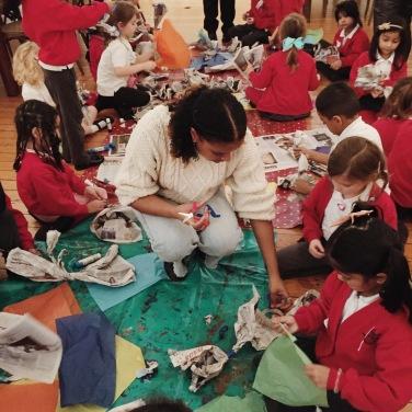 School Workshop October Gallery